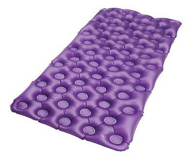 Forração Ortopédica Caixa de Ovo Fechado Inflável 1,90 x 0,90m - BioFlorence