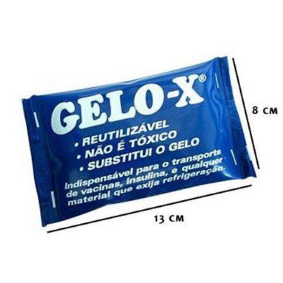 Kit Gelo Reutilizável Flexível Pequeno GELOX 60un - Termogel
