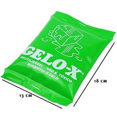 Kit Gelo Reutilizável Flexível Grande GELOX 50un - Termogel