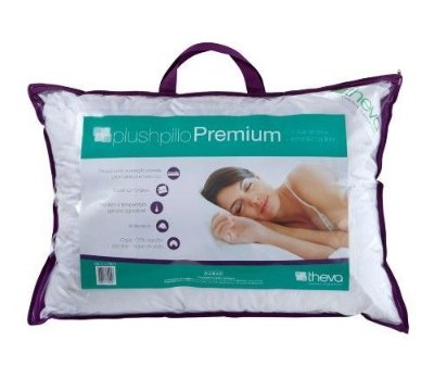 Travesseiro Plushpillo Premium 50x70cm Theva - Copespuma