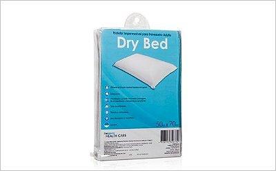 Protetor Impermeável para Travesseiro adulto Dry Bed 50x70cm Copespuma
