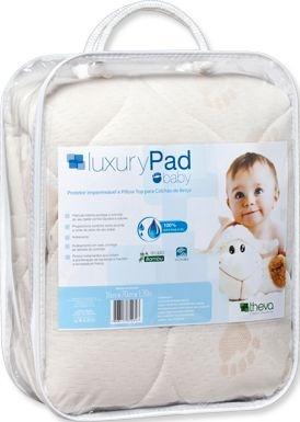 Protetor Impermeável e Pilow Top para colchão de Berço Pad Baby- Copespuma