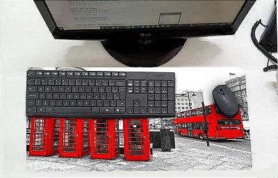 Mouse Pad / Desk Pad Grande 30x70 - Londres