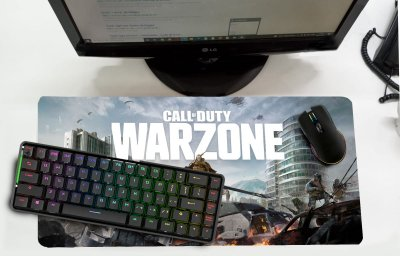 Mouse Pad / Desk Pad Grande 30x70 - Call of Duty
