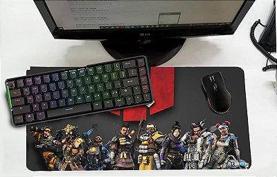 Mouse Pad / Desk Pad Grande 30x70 - Apex