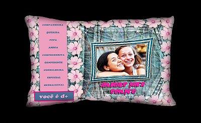 Almofada - Personalizada 25x40 - Amigas