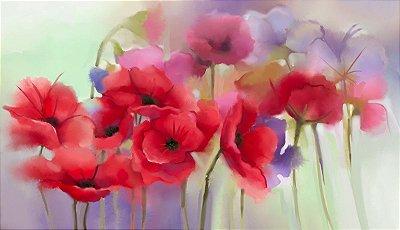 Quadro Flor Cereja - Diversos Tamanhos