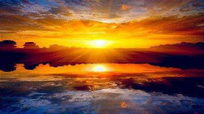 Quadro Por do Sol  - Diversos Tamanhos