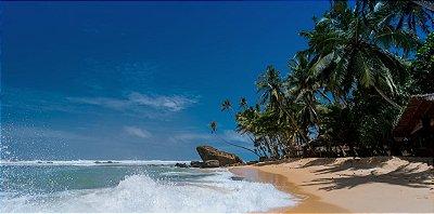 Quadro Praia 10  - Diversos Tamanhos