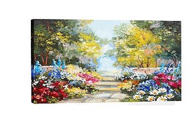 Quadro Jardim - Diversos Tamanhos