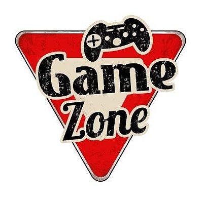 Quadro Game Zone - GK2 30x30