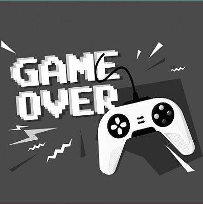 Quadro Gamer Over - GK5 30x30