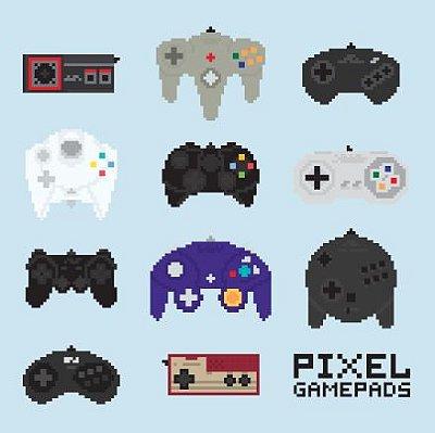 Quadro Controle Pixel - GK6 30x30