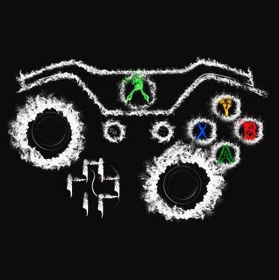 Quadro Controle Xbox - GK14 30x30