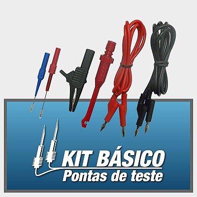 KIT Básico - Pontas de teste - Doutor-IE