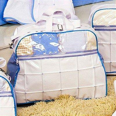Bolsa de Bebê Sleep Azul