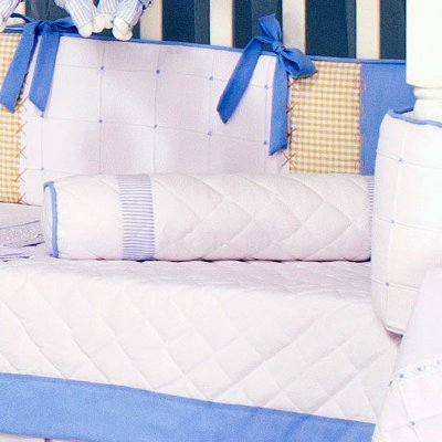Rolinho Aparador de Bebê Sleep Azul