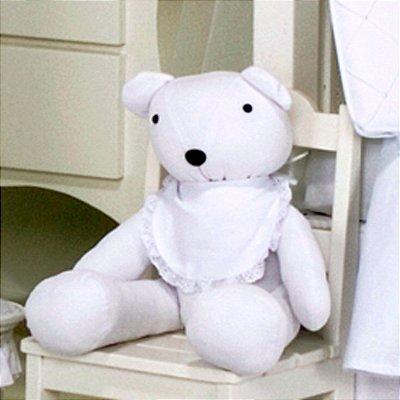 Porta Fraldas Boneco Baby Bear