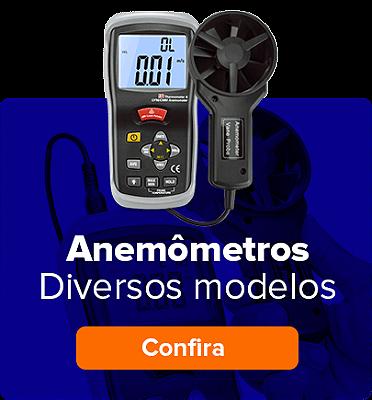 Anemômetro Digital