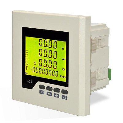 Analisador de Energia Trifásico para Painel OX-120-DGN Impac