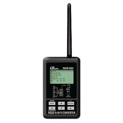 Conversor RS-232 para Wifi com Aplicativo de Monitoramento RSW-923
