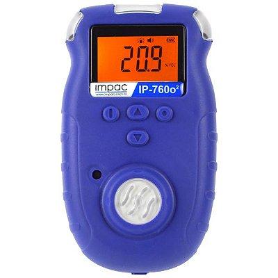 Medidor de Oxigênio para Espaço Confinado IP-760 NR33 Impac