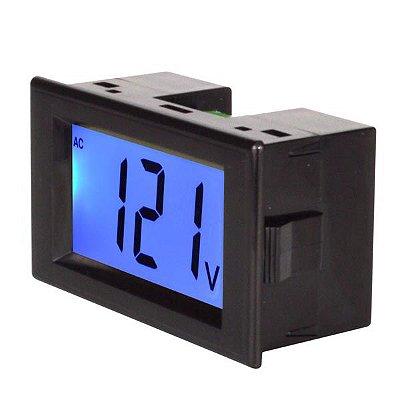 Voltímetro Digital de Painel D85-120
