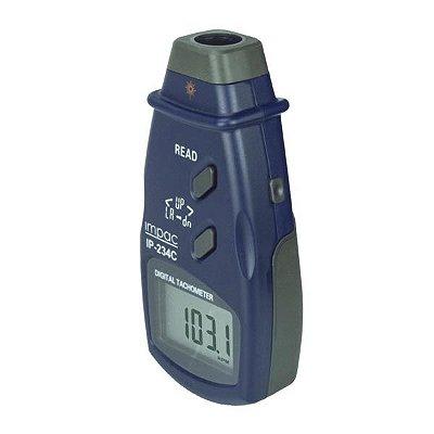 Tacômetro Digital 100.000 RPM IP-234 Impac