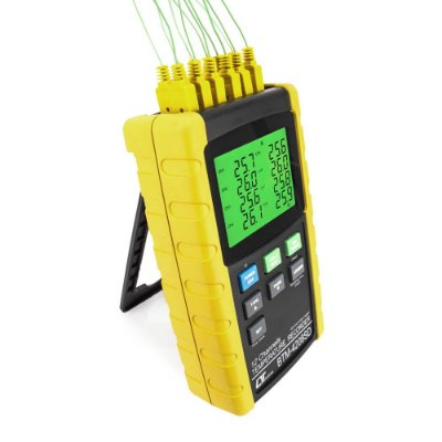 Termômetro Digital Datalogger 12 Canais BTM-4208 Lutron