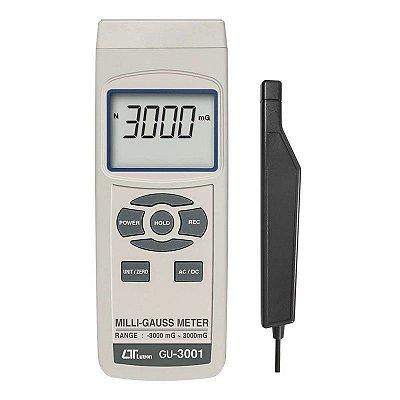 Medidor de Campo Magnético GU-3001 Lutron