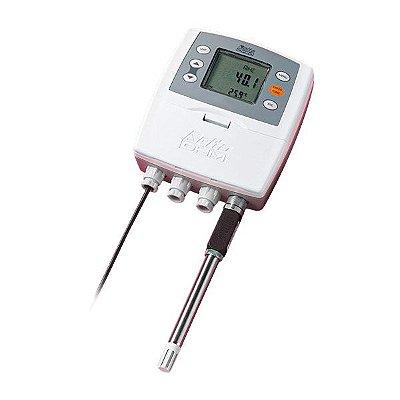 Transmissor de Temperatura e Umidade HD-2717 Delta Ohm