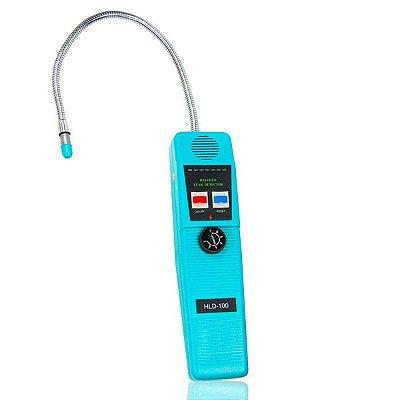 Detector de Vazamento Fluído Refrigerante Ar Condicionado HDL-100