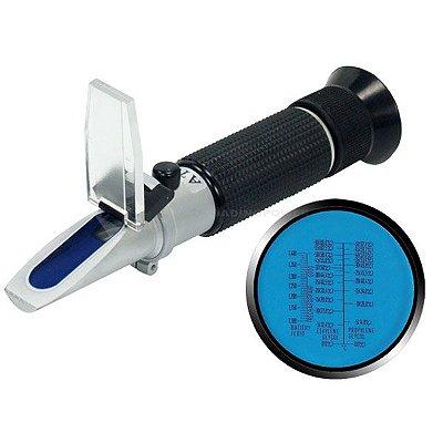 Refratômetro para Fluídos de Bateria IPA200T Impac