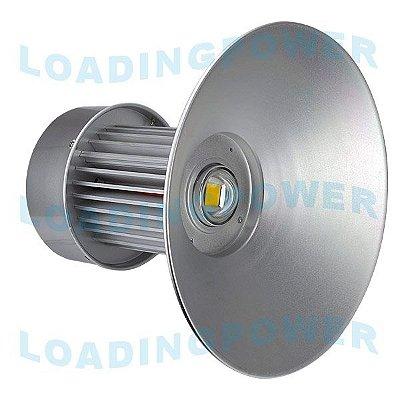Luminária Refletor Industrial Led Cob 100W