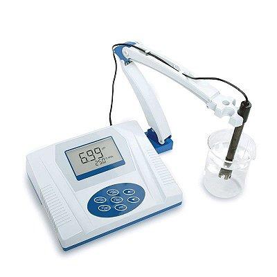 pHmetro de bancada pH mV e Temperatura PHS-3C Impac