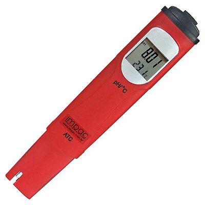 pHmetro Digital de Bolso com Termômetro PH009III Impac