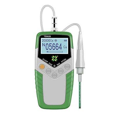 Medidor de Campo Magnético Gaussímetro IP-8620 Impac