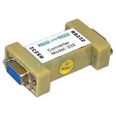 Isolador e Repetidor Serial RS232