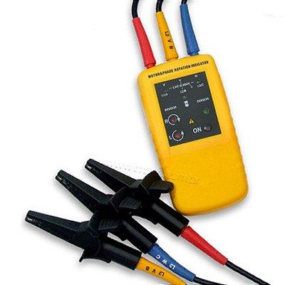 Fasímetro Indicador de Sequência de Fase IP-902 Impac