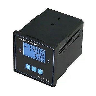 Controlador e Transmissor de pH / ORP Industrial IP-PH/ORP2000