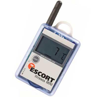 Data Logger Portátil de Temperatura Sem Fio MI-IN-D-2-LR9