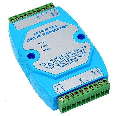 Repetidor e Conversor Isolado RS422 485 IP-6031 Impac