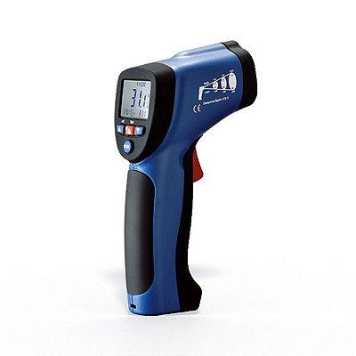 Pirômetro Infravermelho Portátil com Comunicação SEM FIO 1050ºC DT-8856