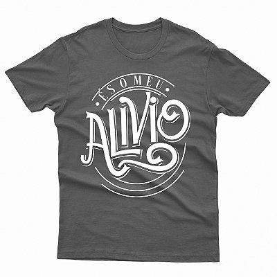 Camiseta Masc. Alivio (Jessé Aguiar)