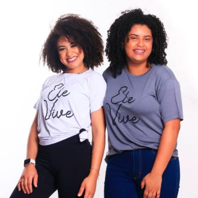T-Shirt Ele Vive