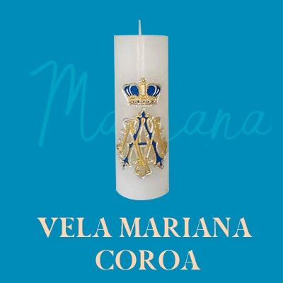 Vela Mariana Coroa