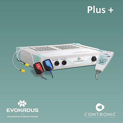 Potenciais Evocados - Evokadus Contronic com ABR + ECOG + P300 + ASSR + CHIRP