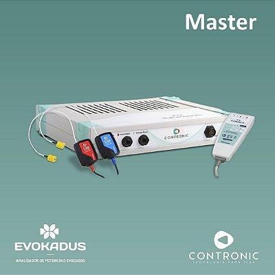 Potenciais Evocados - Evokadus Contronic Completo