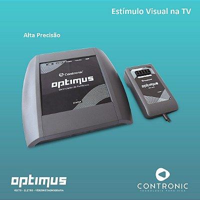 Optimus - Vectonistagmografo - Teste Vestibular