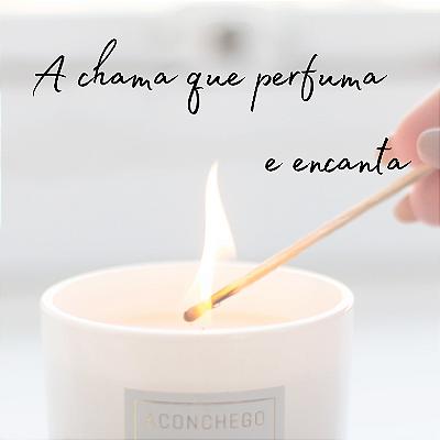 Perfuma e encanta